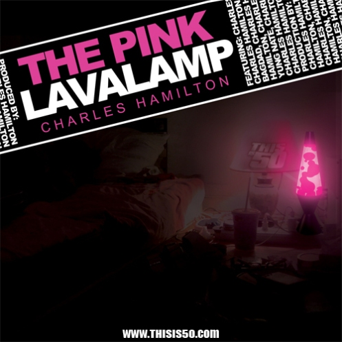 Pink Lavalamp